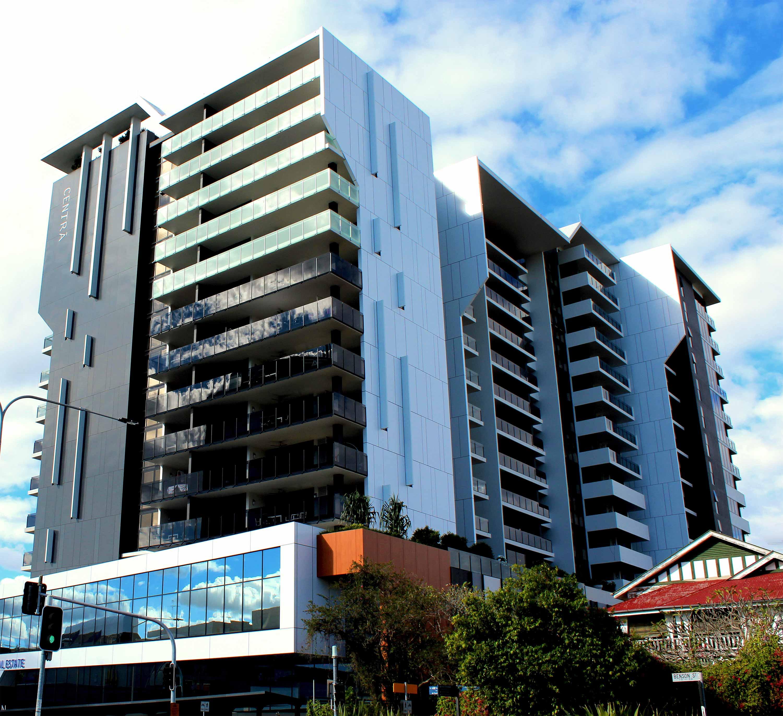 Brisbane Facade Instillation