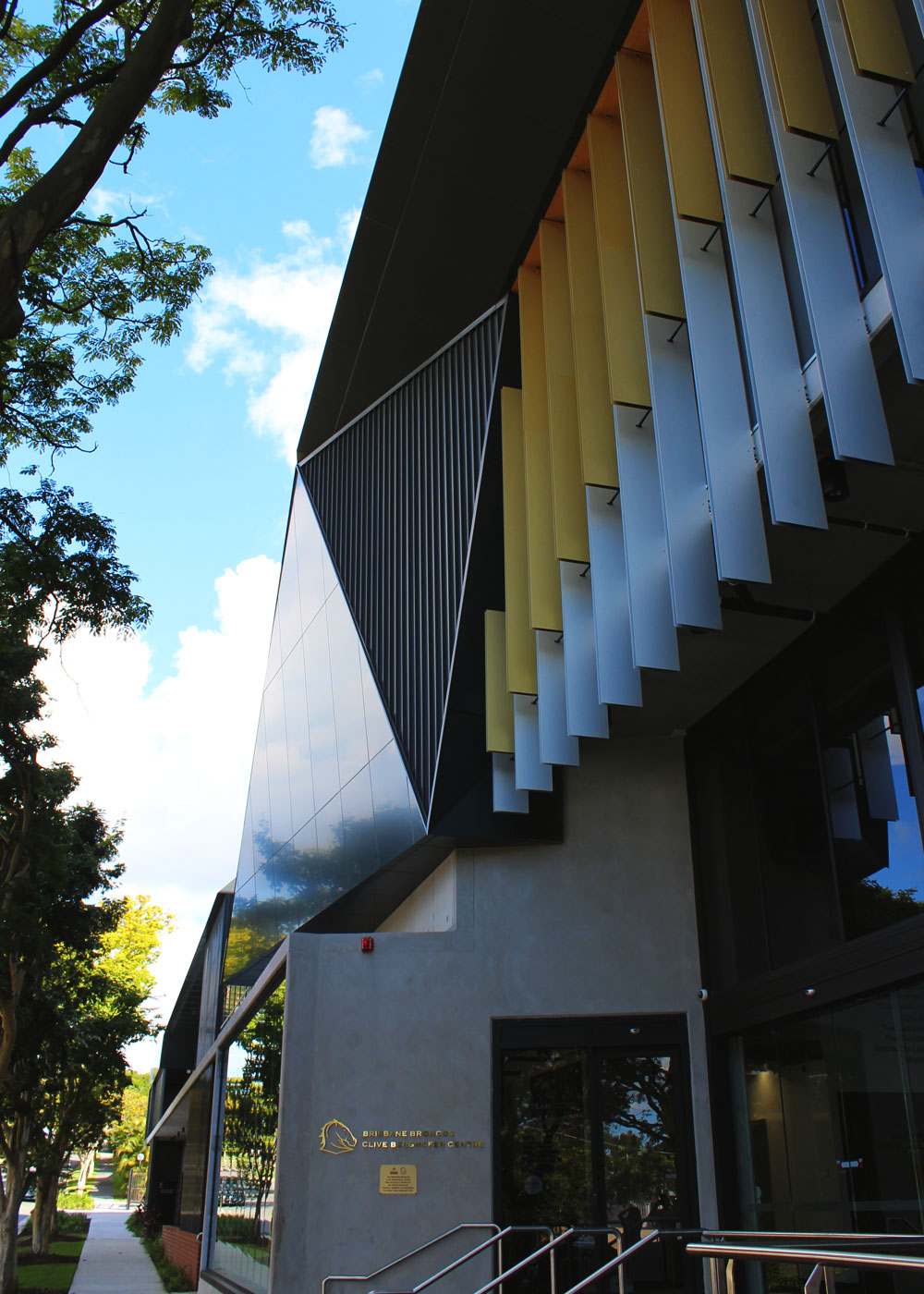 Brisbane Facade Rectification